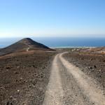 Дорога на Pico de la Zarza