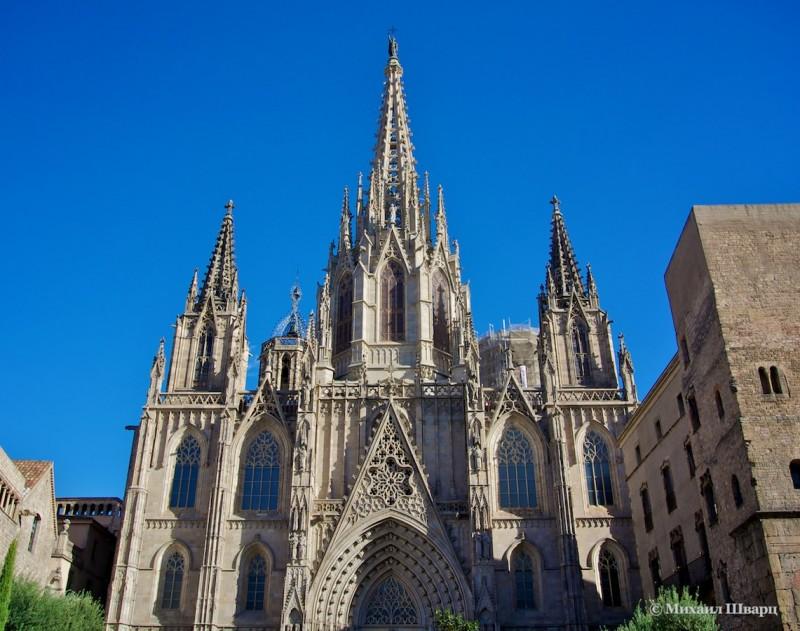 Барселонский Кафедральный собор