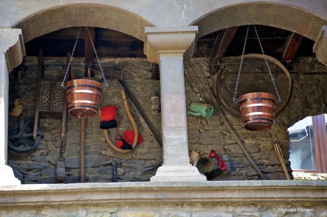 Еще колоритный балкон