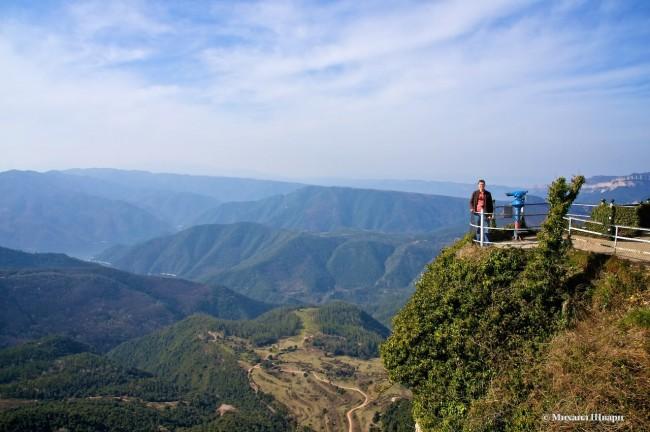 Сногсшибательный вид на горы!!!