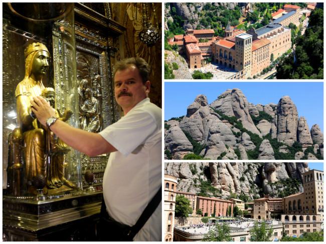 Монсеррат – духовный символ Каталонии €130