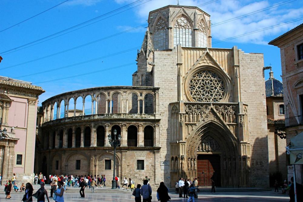 Кафедральный собор св. Марии Валенсии