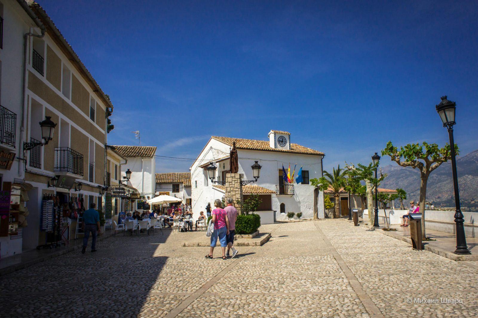 Главная площадь старого города