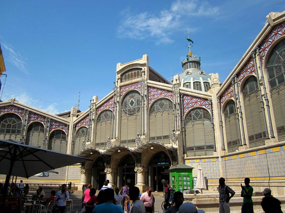 Рыночная площадь (Plaça del Mercat)