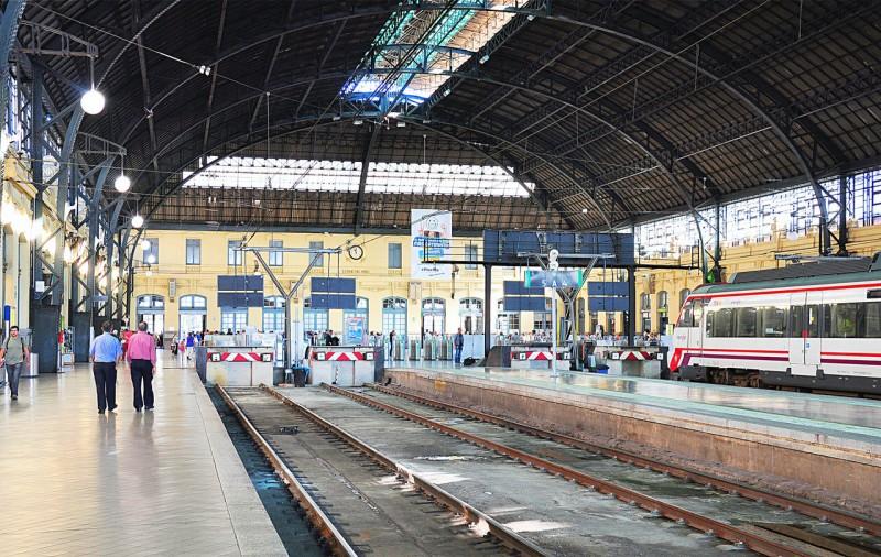 Северный вокзал (Estacio del Nord)