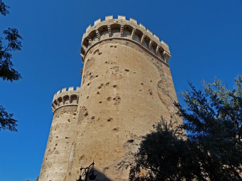 Башни Куарт (Torres de Quart)