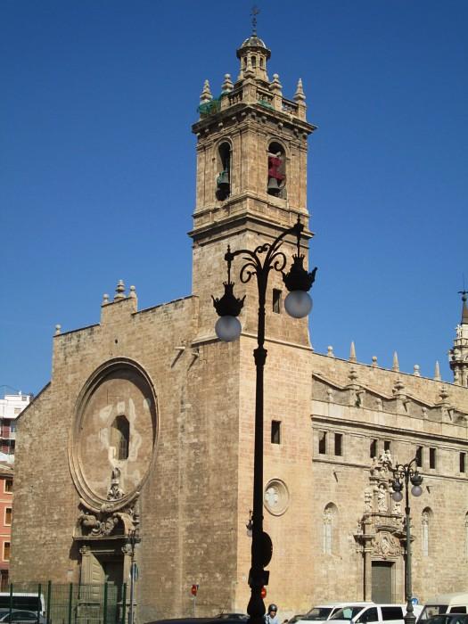 Церковь Сантос-Хуанес в Валенсии