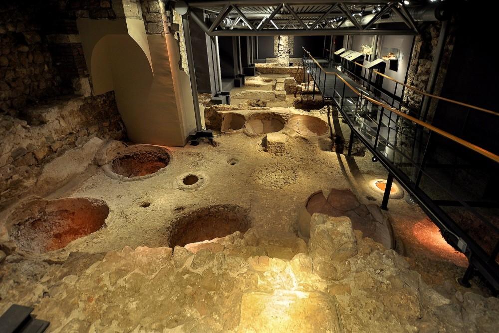 Музей истории города Барселона (фото: IPAAT)