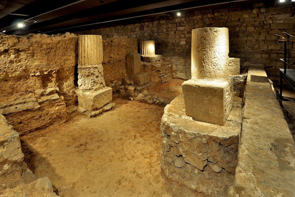 Раскопки древнеримского города (фото: IPAAT)