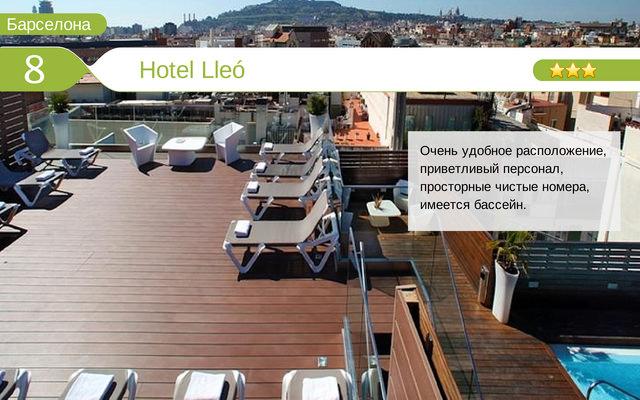 Отель Hotel Lleó