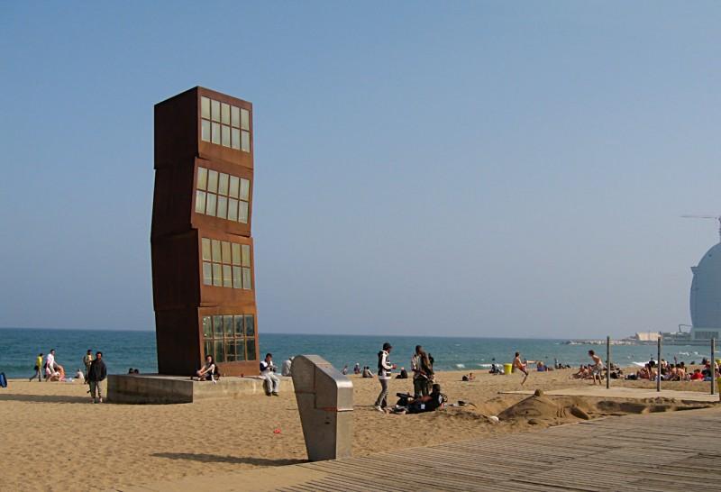 Пляж Sant Miquel