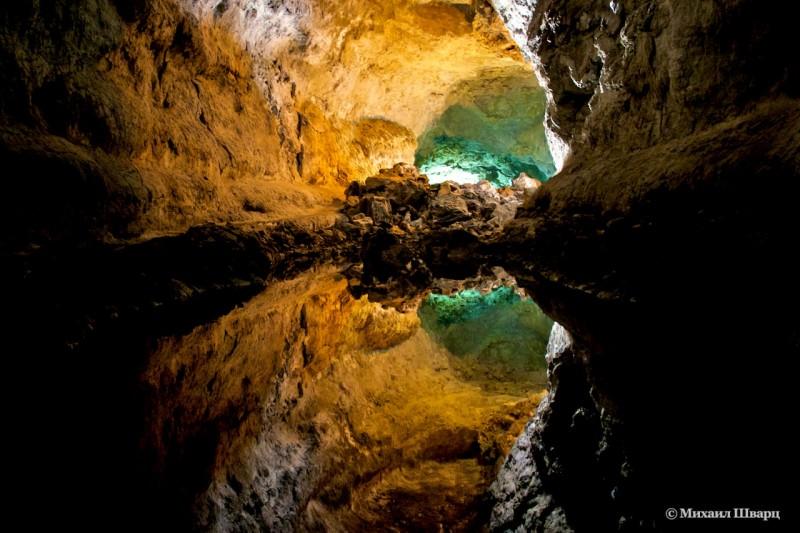 Пещера Лос Вердес