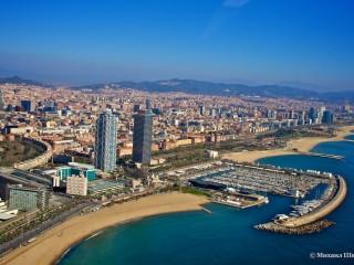 10 Пляжей Барселоны
