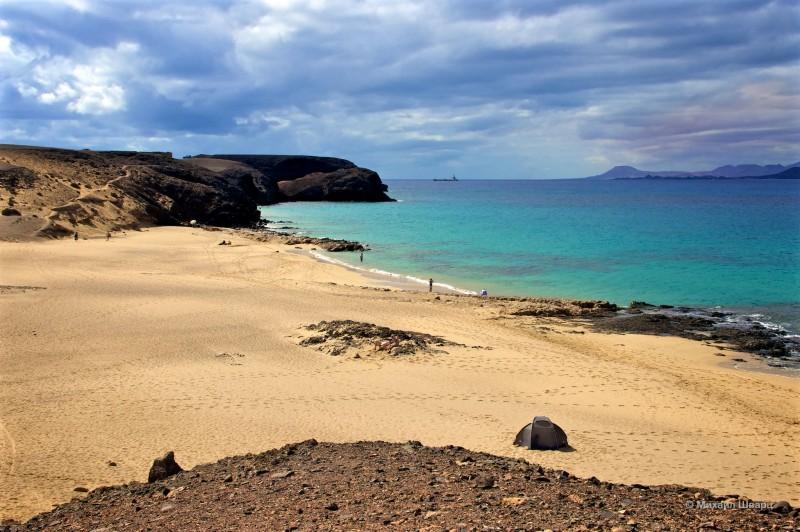 Пляжи Папагайо
