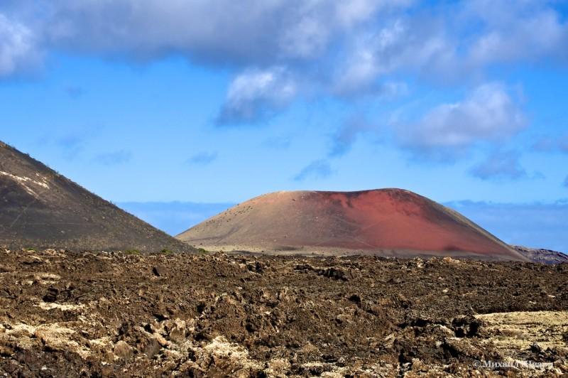 Лансароте – остров огнедышащих гор