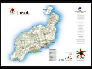 Карты Лансароте