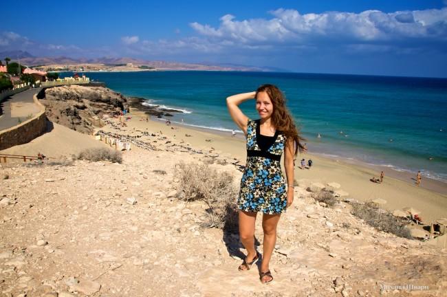 Отличные пляжи в Costa Calma
