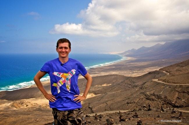 Бесконечные пляжи Канарских островов