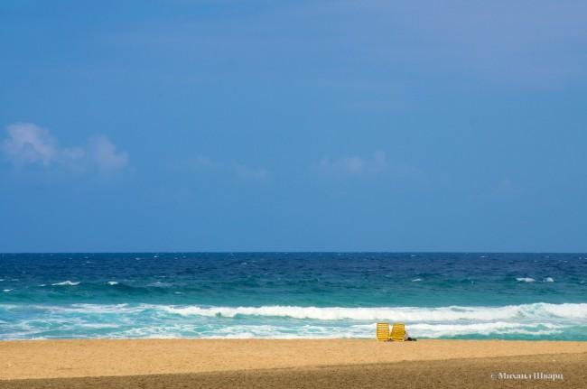 Бесконечный пляж Playa de Cofete