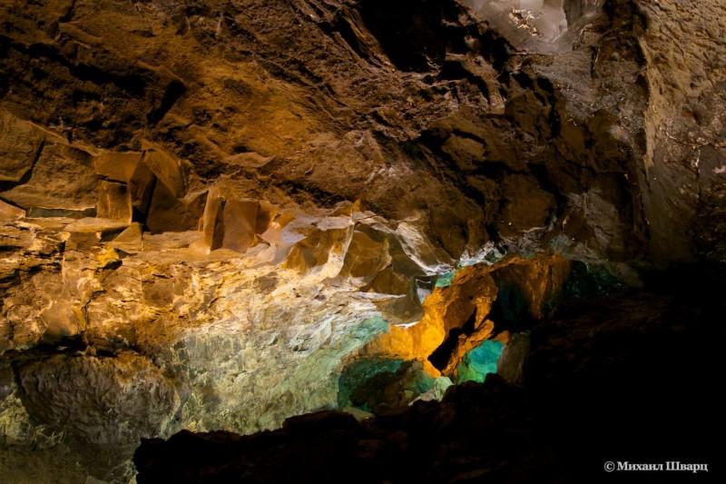 Пещера Куэва де лос Вердес