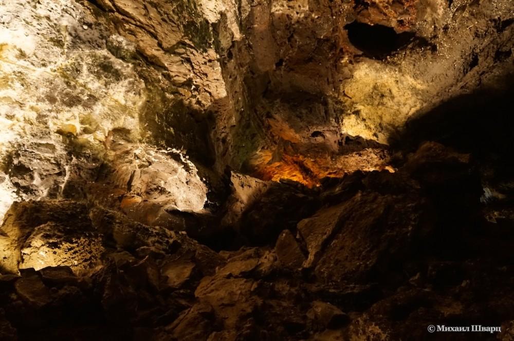 Пещера Los Verdes