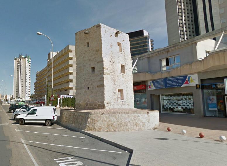 Торре-Моралес (Torre Morales o Escaleta)