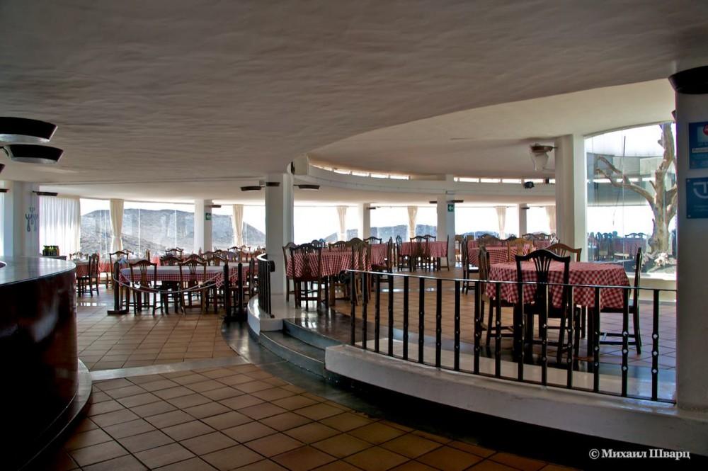 Зал ресторана El Diablo