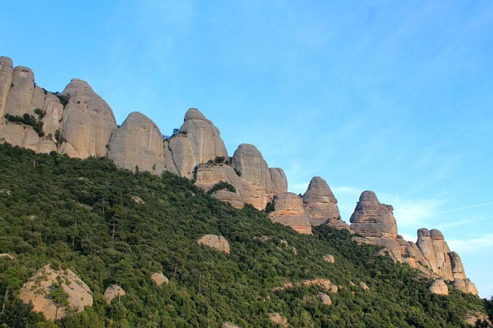 Обнаженные вершины (фото: Oscar Moreno)