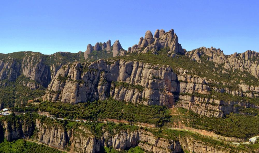 Muntanya Montserrat (фото: Angela Llop)