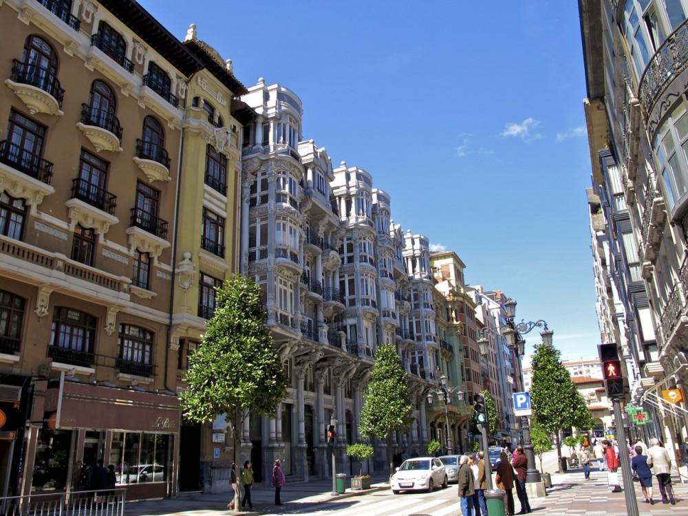 Улицы Oviedo (фото: Alberto)