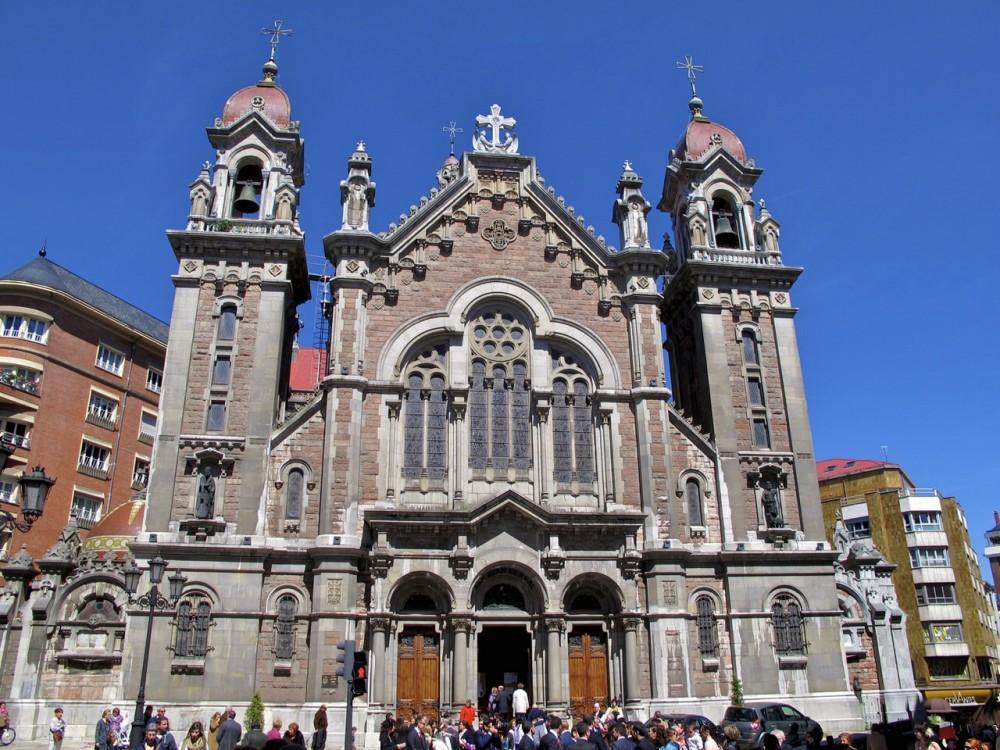 Церковь Сан-Хуан-эль-Реаль