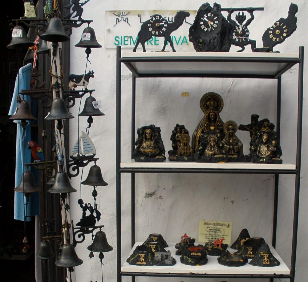 Сувениры (фото: Jose Luis Garcia de los Salmones)