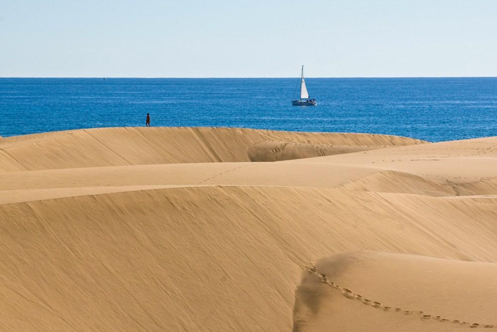 Дюны Маспаломас (фото: Pedro Szekely)