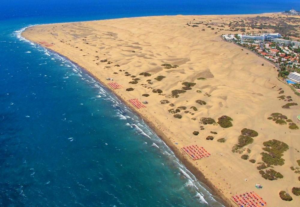 Золотые пески пустыни (фото: El Coleccionista de Instantes)