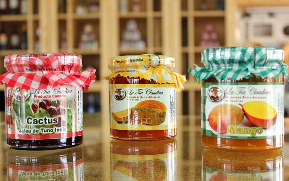 Варенье из фруктов и кактусов (фото: Dunas Hotels & Resorts)