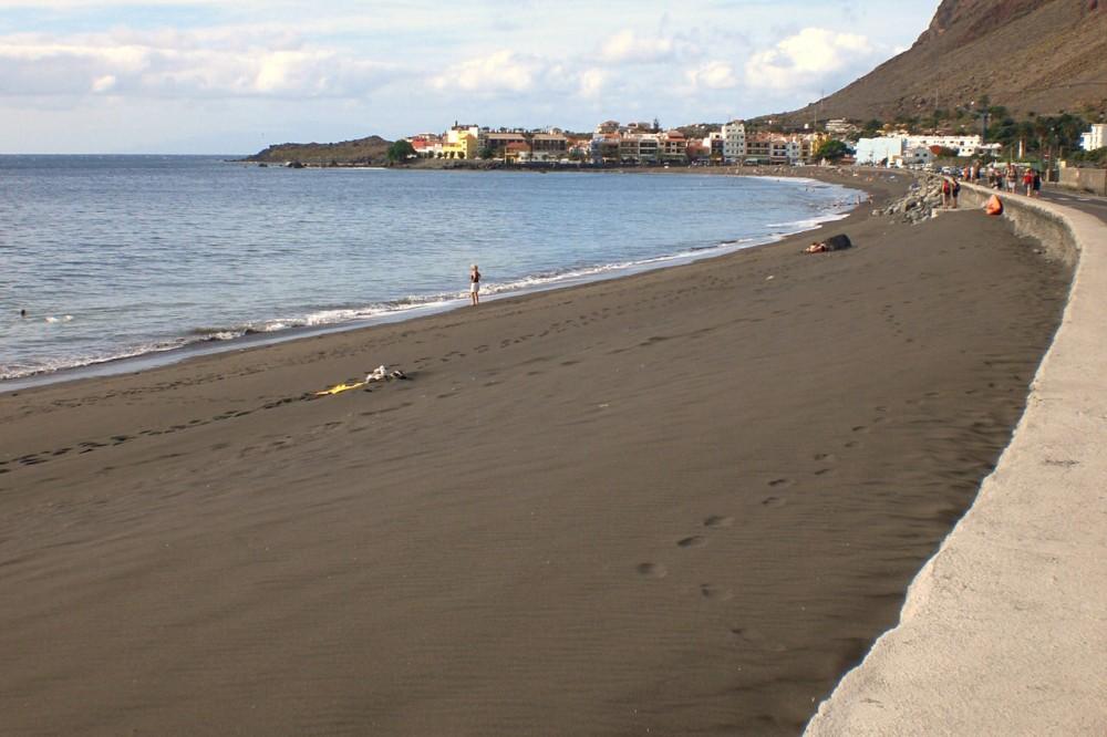 Еще один пляж курорта (фото: carluchiSantacruz)