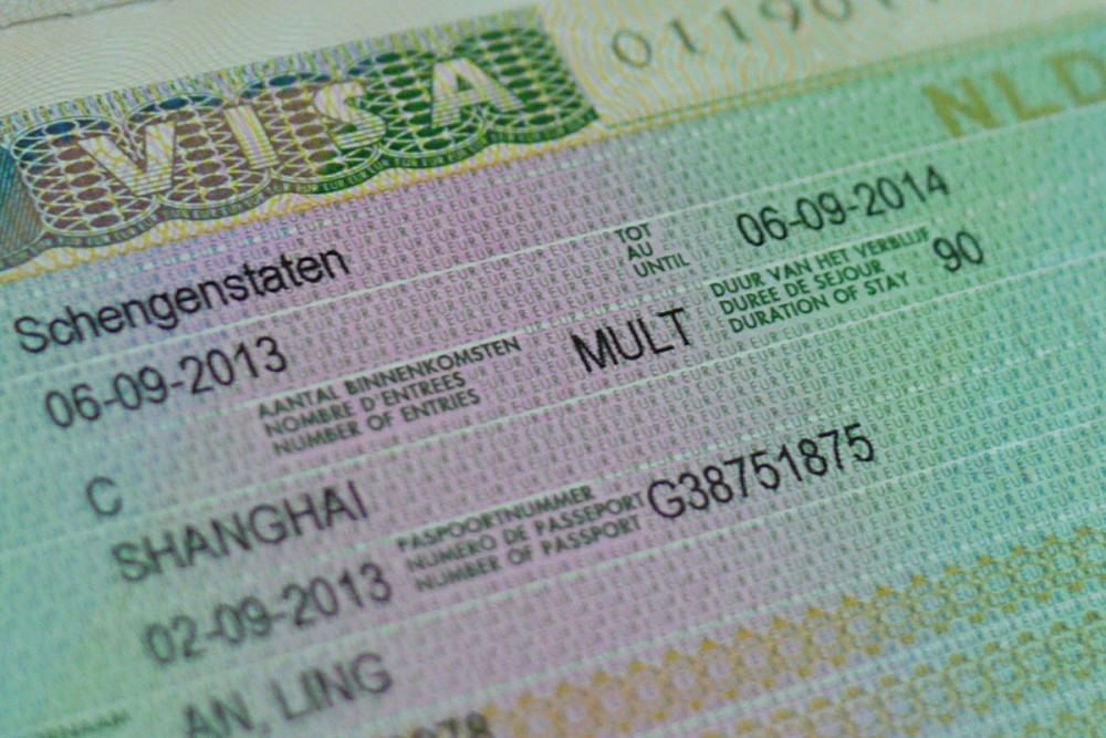 Как дешево сделать шенгенскую