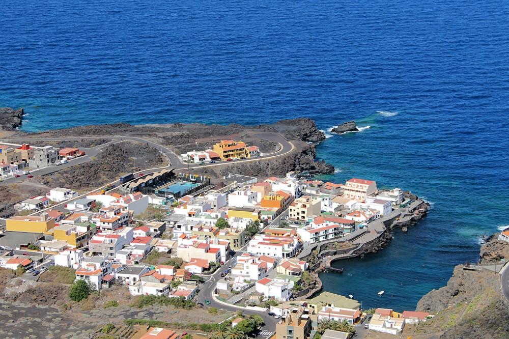 Курортный городок на севере острова El Hierro (фото: mi_for)