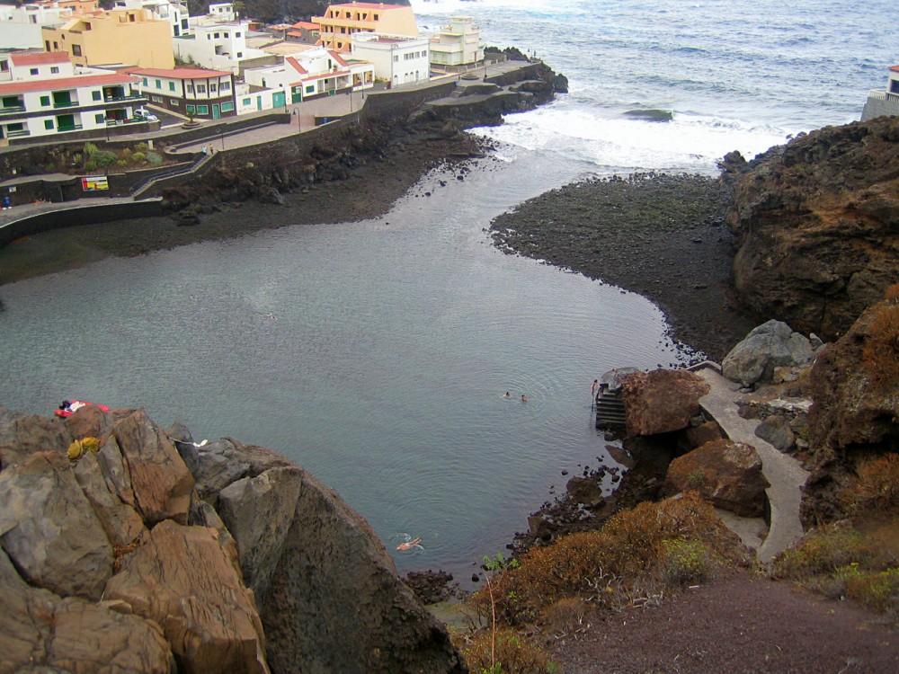 Тамадусте  во время отлива (фото: mluz.cab)