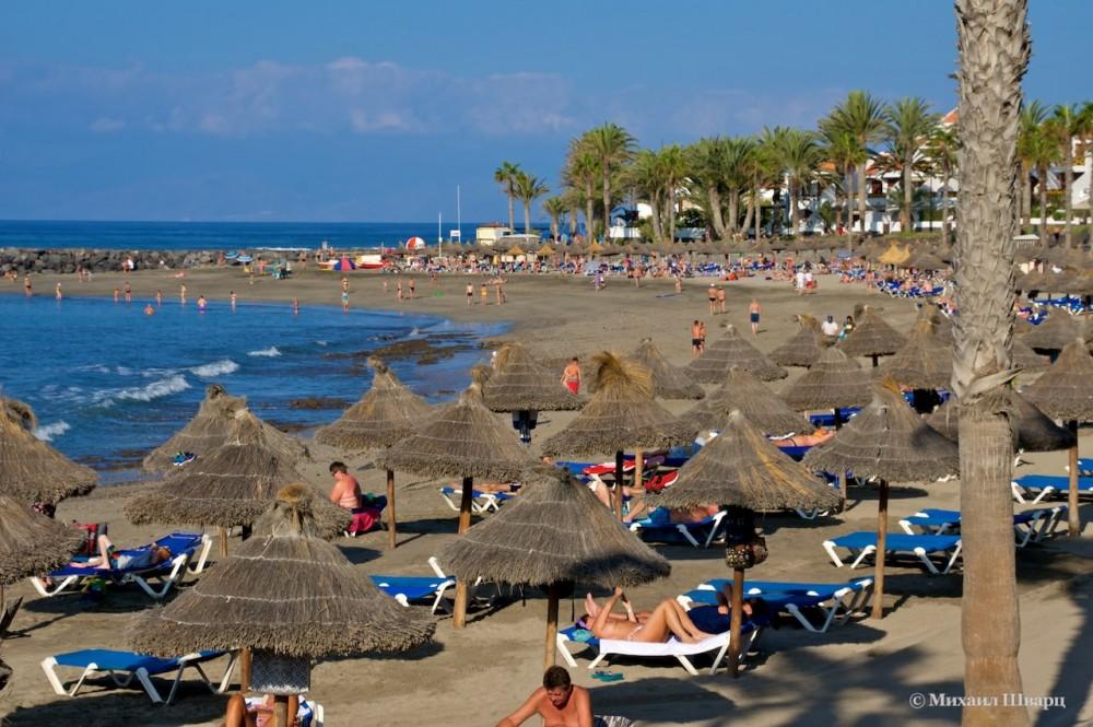 Симпатичный пляж Del Camison