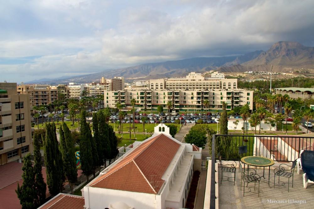 Las Americas – Крупнейший курорт Тенерифе