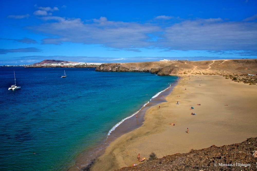Playa Mujeres из комплекса пляжей Papagayo