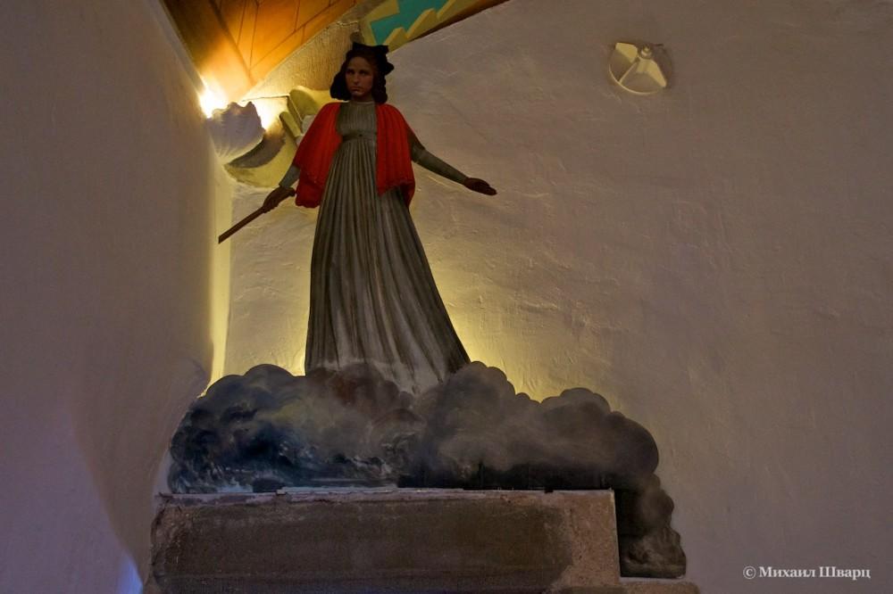 Сульптура Гала