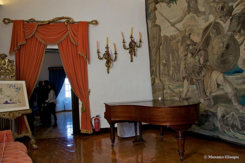 Фортепьянный зал