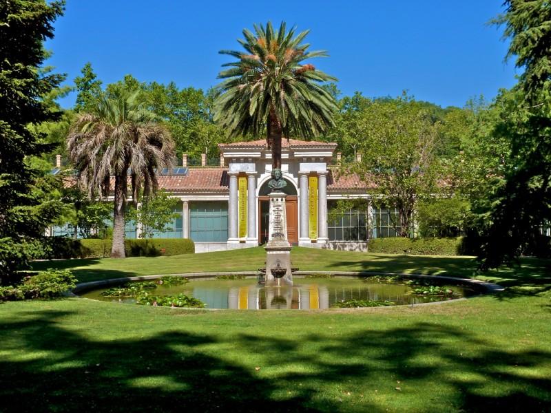 Королевский ботанический сад Мадрида