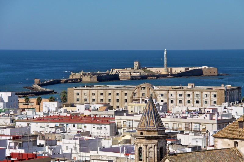 Крепость Сан-Себастьян