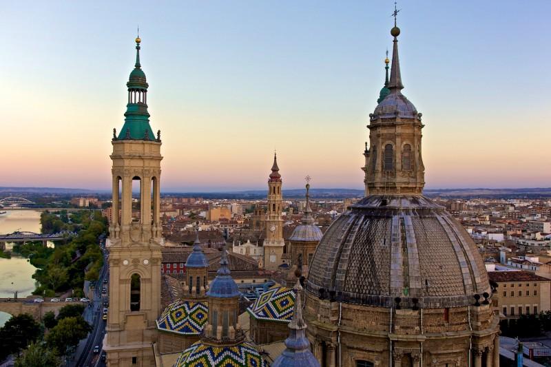 Столица региона – город Сарагоса