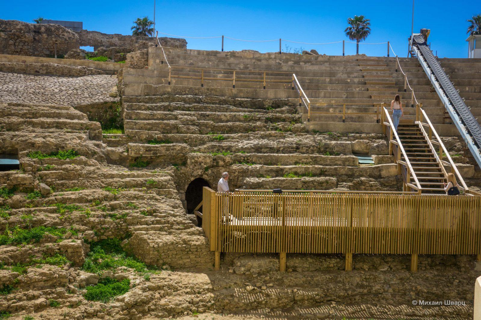 Кадисский Римский театр