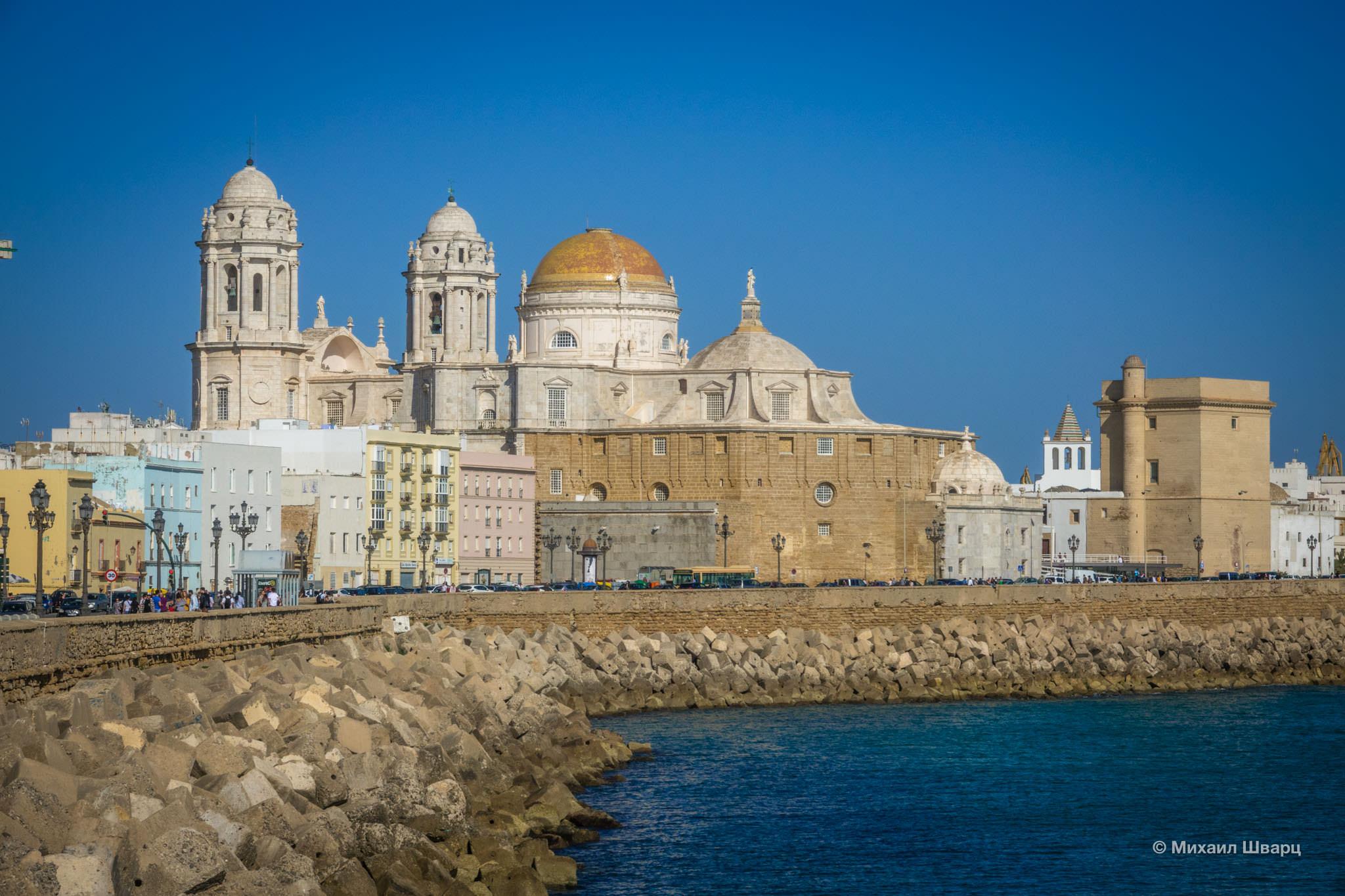Кафедральный собор Святого Креста в Кадисе
