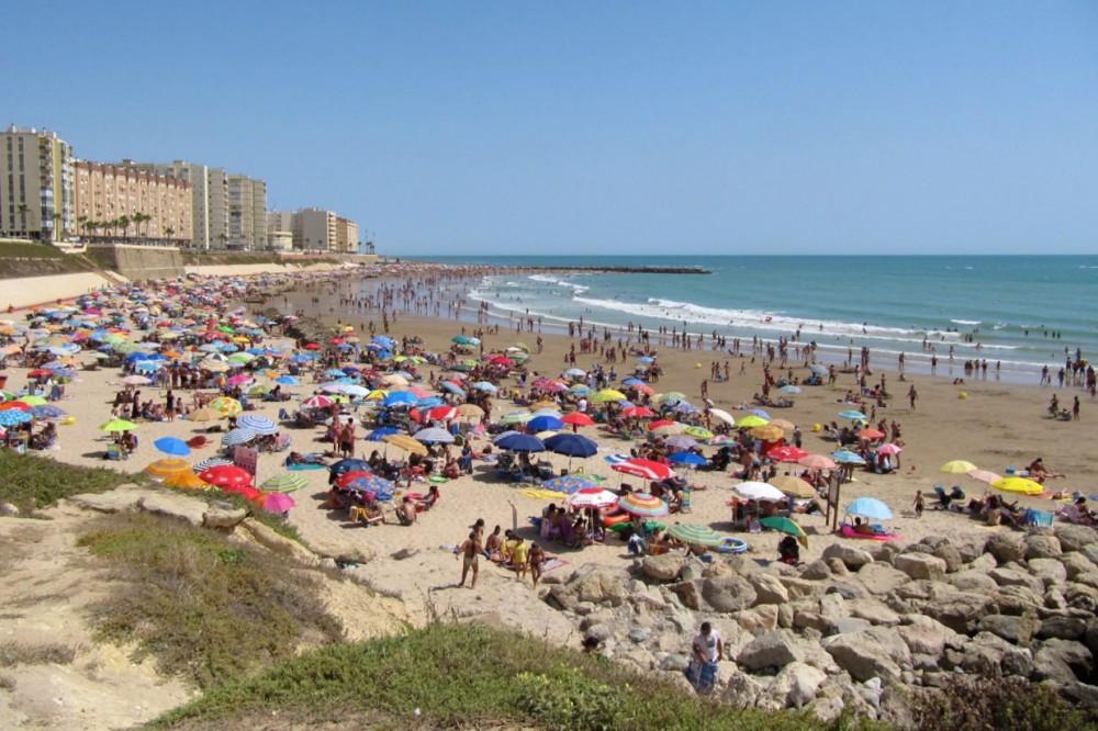 Пляж Santa María del Mar (фото: Daphne Chui)